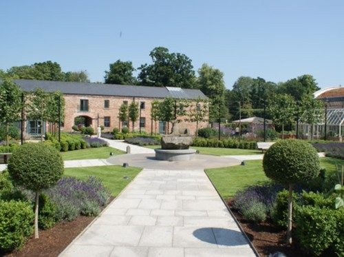 Landscape Centre Ltd - winner Commercial & Public Authority Over £50,000