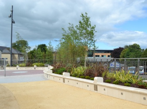 Cameron Landscapes Ltd - winner Commercial & Public Authority Under £50,000
