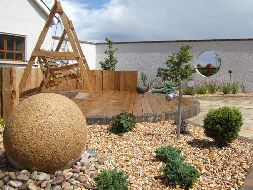 Garden Design Build