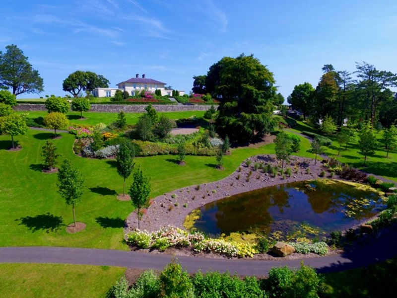 Landscape firm lifts all Ireland industry award for record seventh